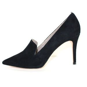 Boden Shoes - Boden 'Millie' Suede Slipper Style Pointed Pump